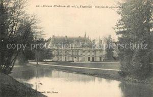 AK / Ansichtskarte Saint Symphorien le Chateau Chateau d Esclimont Saint Symphorien le Chateau