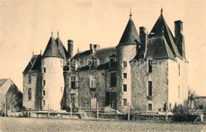 AK / Ansichtskarte Loigny la Bataille Chateau de Villepion Loigny la Bataille
