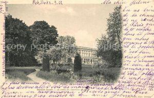 AK / Ansichtskarte Vernon_Eure Parc du Chateau de Bizy Vernon Eure
