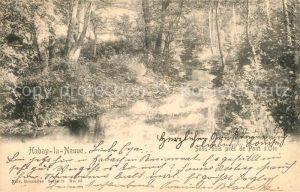 AK / Ansichtskarte Habay la Neuve Sous bois pres de Pont d Oie Habay la Neuve