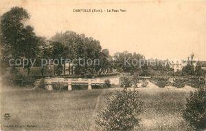 AK / Ansichtskarte Damville Le Pont Vert Damville