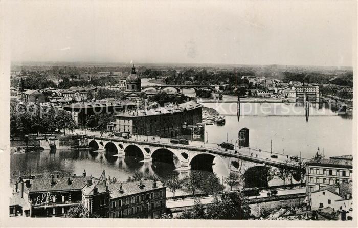 AK / Ansichtskarte Toulouse_Haute Garonne Garonne Toulouse Haute Garonne
