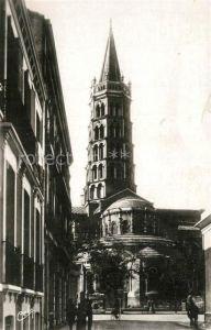 AK / Ansichtskarte Toulouse_Haute Garonne Basilique Saint Sernin Toulouse Haute Garonne