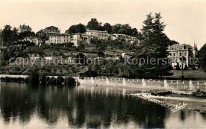 AK / Ansichtskarte Montrejeau_Haute Garonne avec Castel Joly Montrejeau Haute Garonne