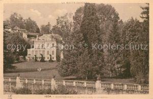 AK / Ansichtskarte Montrejeau_Haute Garonne Villa sur la Garonne Montrejeau Haute Garonne
