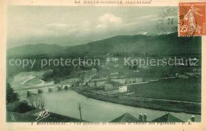 AK / Ansichtskarte Montrejeau_Haute Garonne Gourdan et Pyrenees Montrejeau Haute Garonne