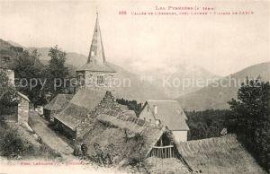 AK / Ansichtskarte Luchon_Haute Garonne Village de Garin Luchon Haute Garonne