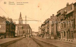 AK / Ansichtskarte Vilvorde Avenue de Scherbeek Vilvorde