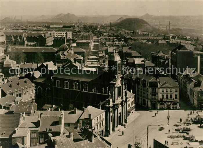 AK / Ansichtskarte Charleroi Panorama Charleroi