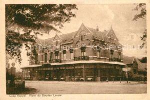 AK / Ansichtskarte Laag_Keppel Hotel de Gouden Leeuw Laag Keppel