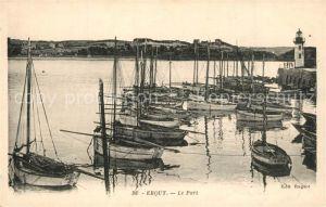 AK / Ansichtskarte Erquy Le Port Erquy