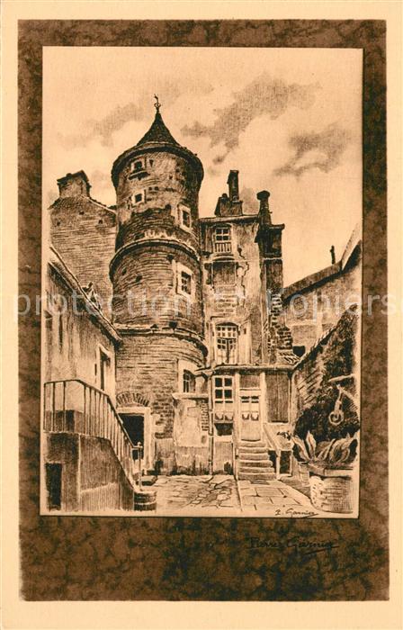 AK / Ansichtskarte Chatillon sur Seine La Tour des Hollandais Chatillon sur Seine