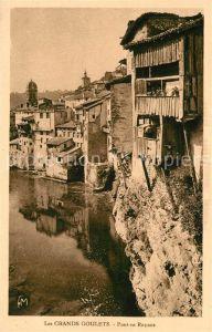 AK / Ansichtskarte Pont en Royans Les Grands Goulets Pont en Royans