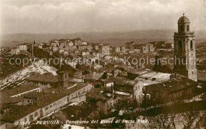 AK / Ansichtskarte Perugia Panorama del Rione di Porta Pesa Perugia