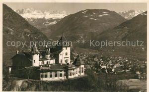 AK / Ansichtskarte Bolzano Castello Guncina Bolzano