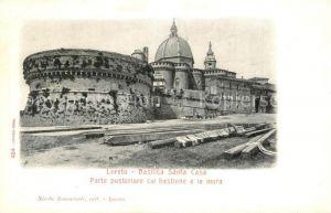 AK / Ansichtskarte Loreto_Aprutino Basilica Santa Casa  Loreto Aprutino