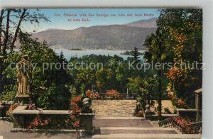 AK / Ansichtskarte Pallanza Villa San Remigio Madre Isola Bella Pallanza