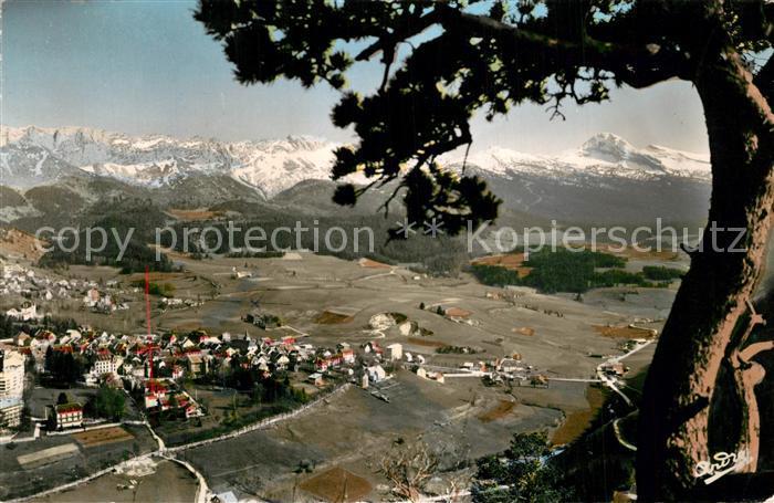 AK / Ansichtskarte Villard de Lans et la Moucherolle Villard de Lans