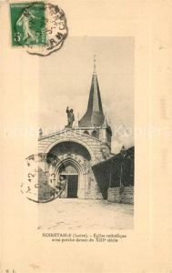 AK / Ansichtskarte Noiretable Eglise catholique Noiretable