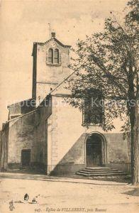 AK / Ansichtskarte Villerest Eglise Villerest