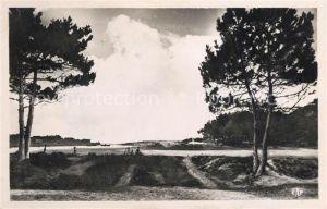 AK / Ansichtskarte Capbreton a travers les Pins Paysage