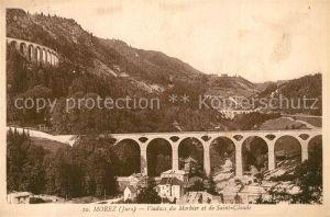 AK / Ansichtskarte Morez Viaducs du Morbier et de Saint Claude Morez