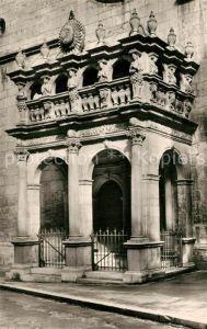 AK / Ansichtskarte Dole_Jura Rue du College Porche de l ancienne Chapelle des Jesuites Dole_Jura