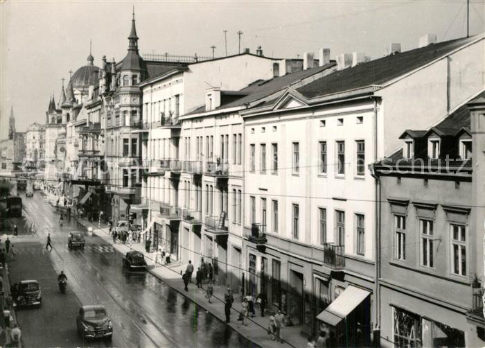 AK / Ansichtskarte Lodz Stadtpanorama Lodz