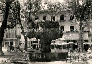 AK / Ansichtskarte Salon de Provence Fontaine Moussue Salon de Provence