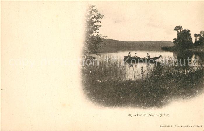 Paladru Lac  Paladru