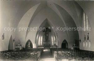 AK / Ansichtskarte Vesines Eglise Sainte Therese interieur Vesines