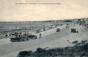 AK / Ansichtskarte Pornichet Boulevard des Oceanides Pornichet