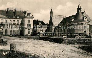 Maze_Maine et Loire Chateau de Montgeoffroy Maze Maine et Loire