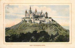 Hohenzollern Burg Hohenzollern