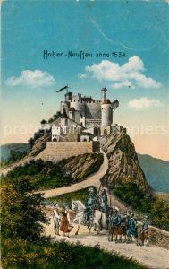 Neuffen Burg Hohen Neuffen  Neuffen