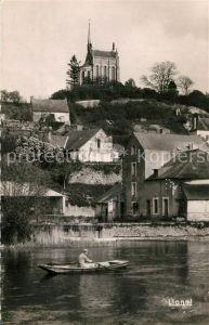 AK / Ansichtskarte Matheflon La Chapelle au bord du Loir