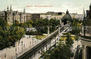 AK / Ansichtskarte Berlin Nollendorfplatz Berlin