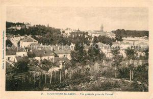 AK / Ansichtskarte Bourbonne les Bains_Haute_Marne Vue generale prise du Prieure Bourbonne les Bains_Haute