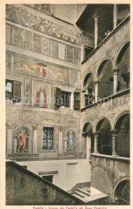 AK / Ansichtskarte Trento Interno del Castello del Buon Consiglio Trento