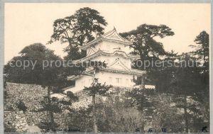 AK / Ansichtskarte Japan Tempel Japan
