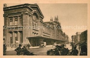 Paris La Gare du Nord Paris