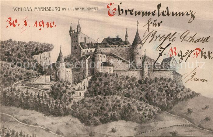 Farnsburg Schloss Farnsburg