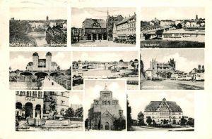 Minden_Westfalen Weserbr?ck Schleuse Manzelbrunnen Wesertor Bahnhof Minden_Westfalen