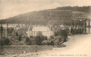 AK / Ansichtskarte Dijon_Cote_d_Or Chateau de Menessaire Dijon_Cote_d_Or