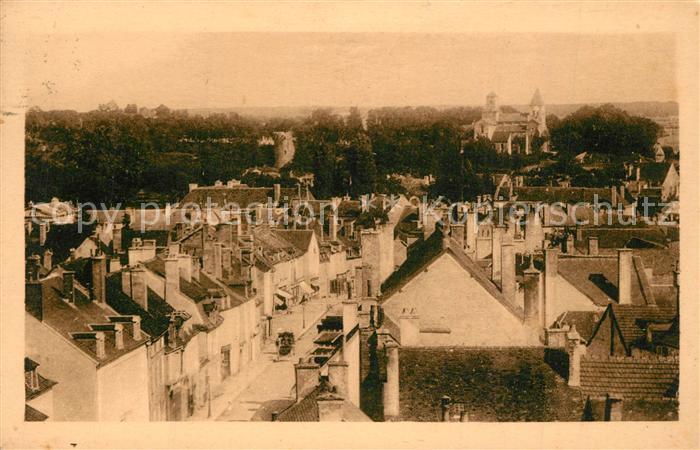 AK / Ansichtskarte Chatillon sur Seine Panorama Chatillon sur Seine