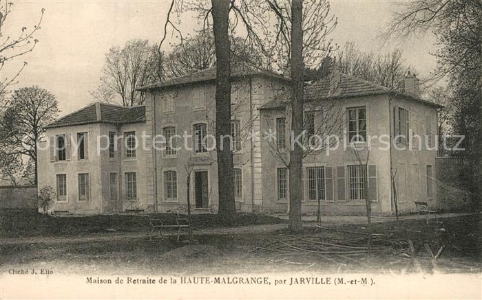 AK / Ansichtskarte Jarville la Malgrange Maison de Retraite Jarville la Malgrange 0