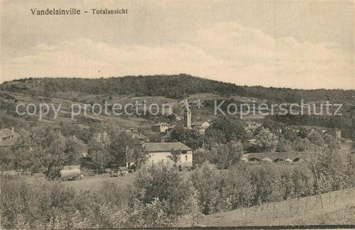 AK / Ansichtskarte Vandelainville Panorama Vandelainville 0