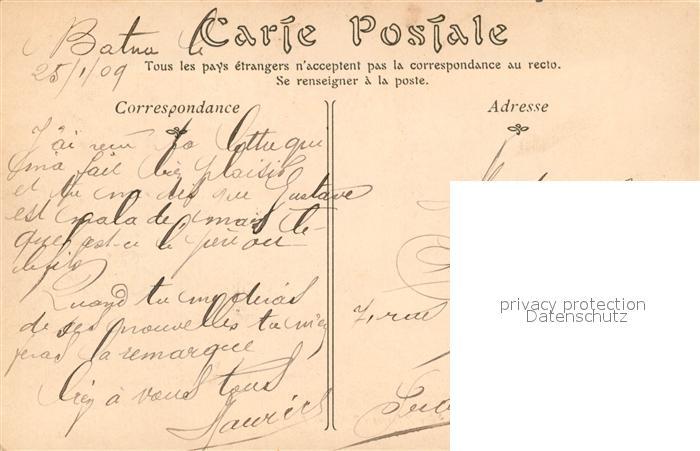 AK / Ansichtskarte Batna Caserne des Zouvaves Batna 1