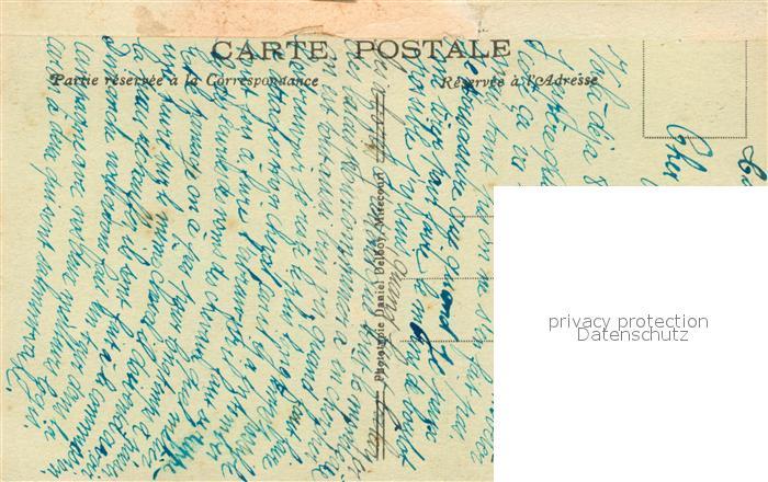 AK / Ansichtskarte Toul_Meurthe et Moselle_Lothringen Quartier Fabvier Batiment du 6e Groupe Toul_Meurthe et Moselle 1