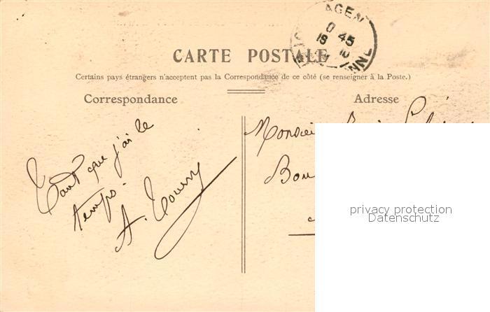 AK / Ansichtskarte Angouleme Caserne du 21e d Artillerie Angouleme 1